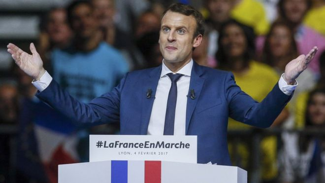 French Election: Macron's candidacy threatened by email leaks