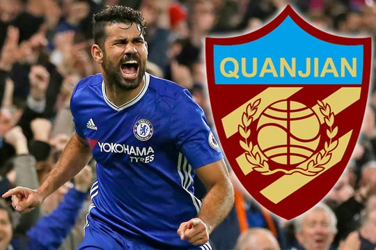 Tianjin Quanjian believe to have agreed a stunning £75million deal with Costa