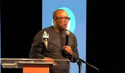 Security Vote Unconstitutional, Ex-Governors Should Render Account – Peter Obi