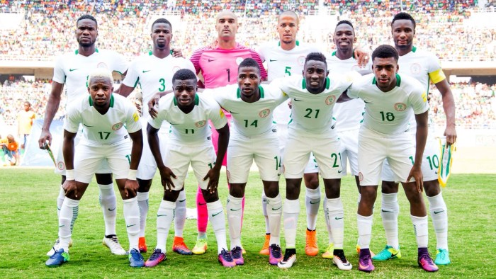 AFCON Qualifier: Eagles squad against Bafana to be named in May