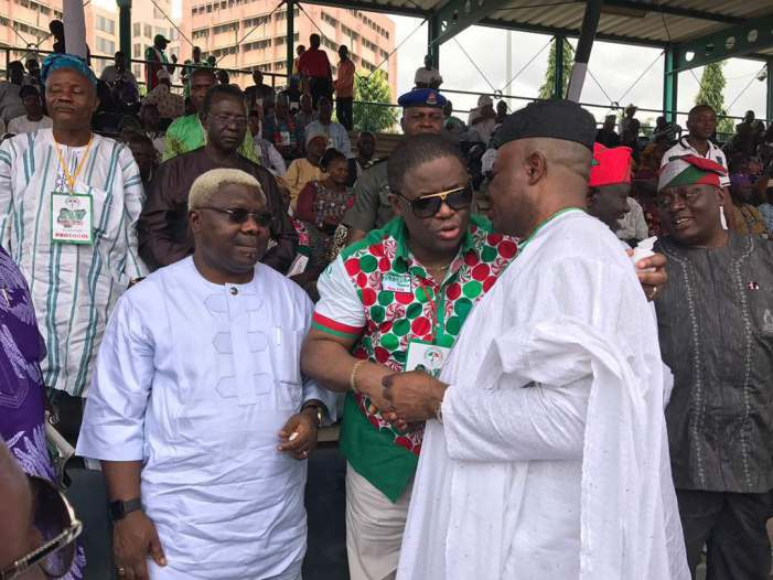 Pictures of the Day: PDP National Convention