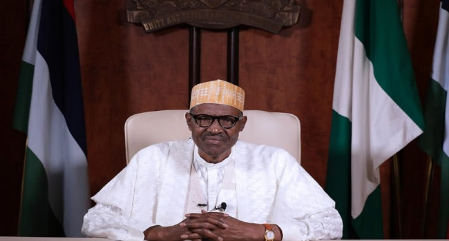 Nigeria @57:  We'll not condone advocacy for nation's disintegration -Buhari