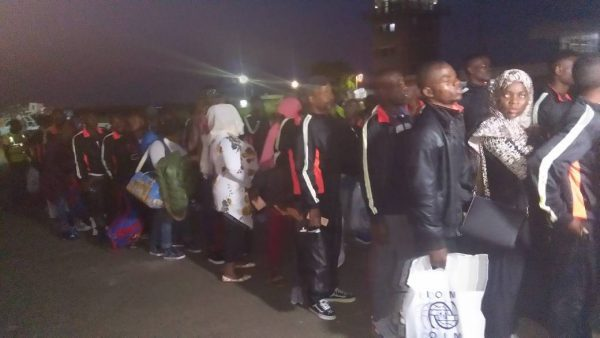 More Nigerians arrive from Libya