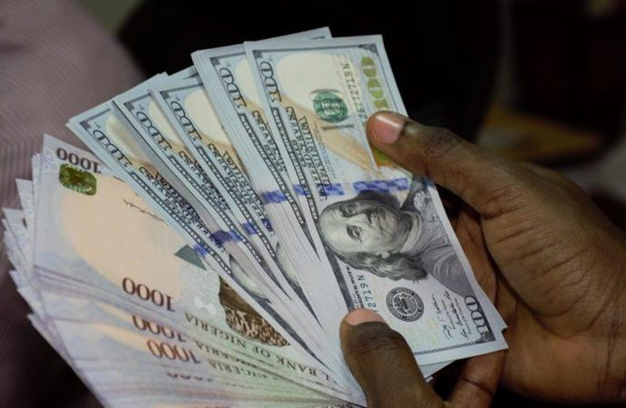 Naira exchanges at N360.56 against dollar at investors' window