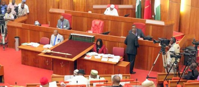 Election timetable amendment:  Senators allege plot against Buhari