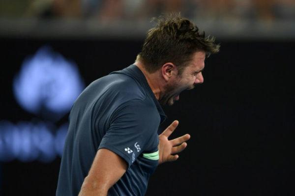 Tennis: Wawrinka beaten by World No. 259
