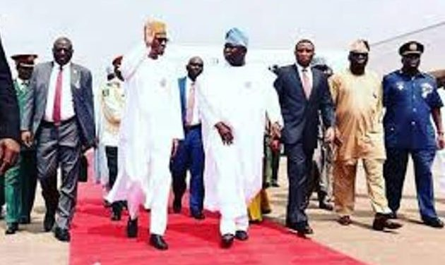 Buhari's visit: Travellers, commuters groan over movement restriction