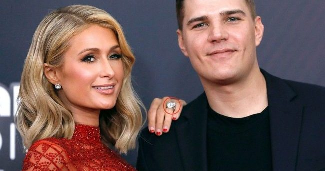 Lost but found: TV star Paris Hilton in tears over $2m ring