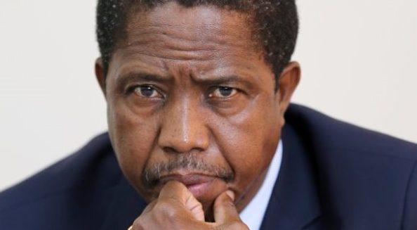Zambia's President Lungu faces impeachment