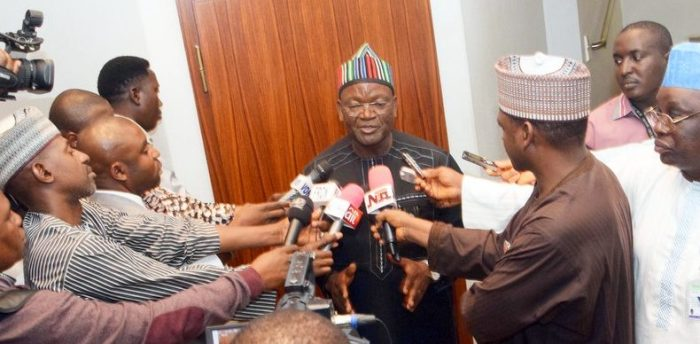 Killings:  I once disarmed robbers with seven AK 47 –Ortom