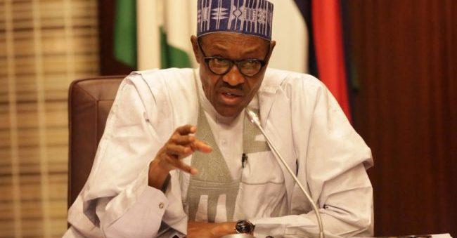 Buhari signs documents to enhance recovery of stolen assets abroad