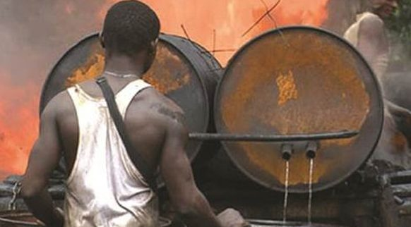 Illegal refineries with 4m per day capacity discovered