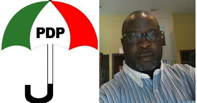 2019:  PDP berates Buhari for withholding assent on re-ordering of elections