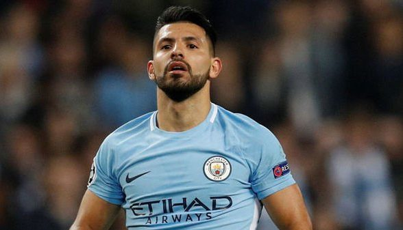 Aguero hits 200th Manchester City goal