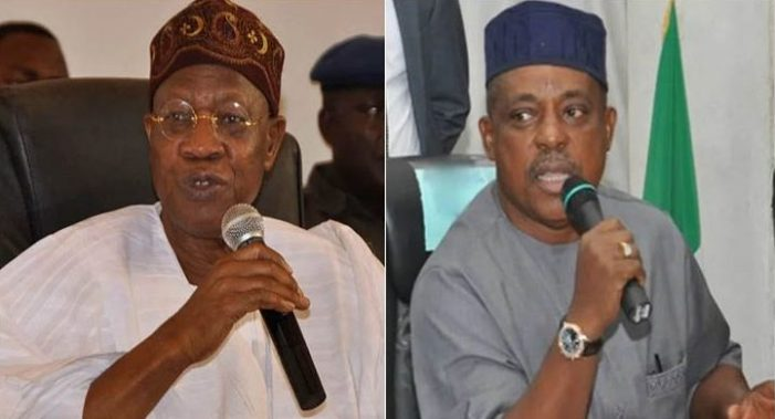 BREAKING:  Looters list:  PDP chair, Secondus, drags Lai Mohammed to court