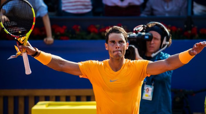 Nadal wins 11th Barcelona title