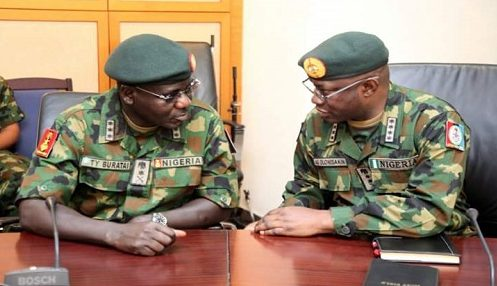 JUST IN:  Insecurity:  Senate in closed-door meeting with security chiefs