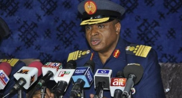 Air crash:  NAF probes incident, announces death of one pilot