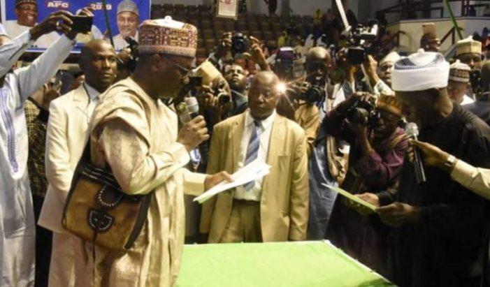 Bauchi gets new Deputy Governor