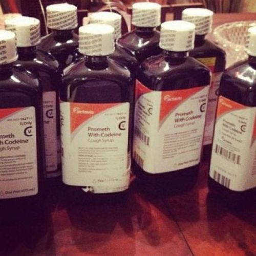 Nigeria recalls 2.4m bottles of codeine-laced cough syrup