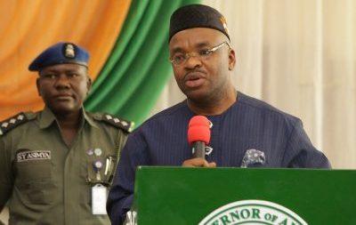 De-emphasize ethno-religious sentiments, Gov Udom Emmanuel warns Nigerians