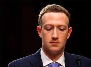 Facebook CEO Zuckerberg loses $16b in 5 minutes
