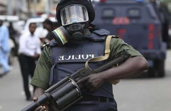 Ekiti robbery:  Two killed, scores injured