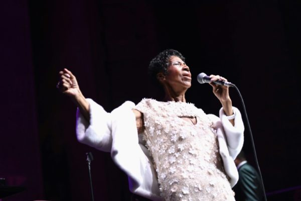 Queen of Soul Aretha Franklin seriously ill