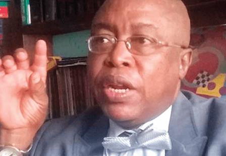 Uwazurike condemns Uche Okwukwu-led Ohanaeze Ndigbo's visit to Buhari