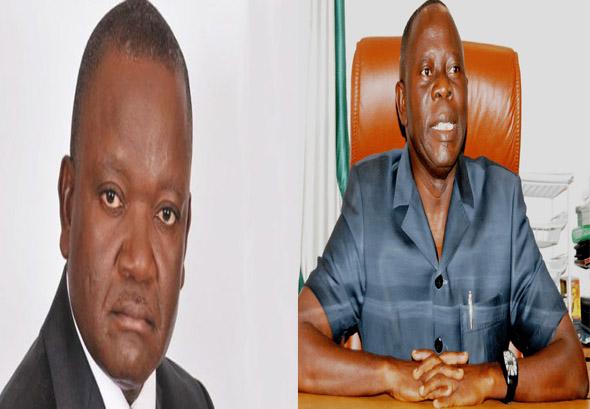 Defamation:  Ortom threatens to sue Oshiomhole, demands public apology, N10b