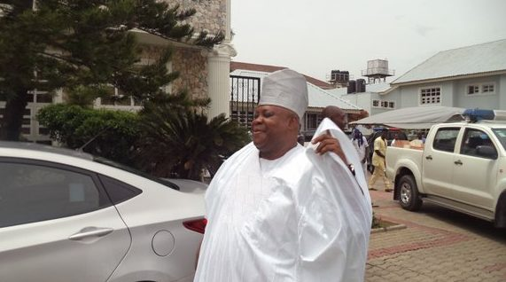 Osun guber:  Why I was absent at debate – Adeleke