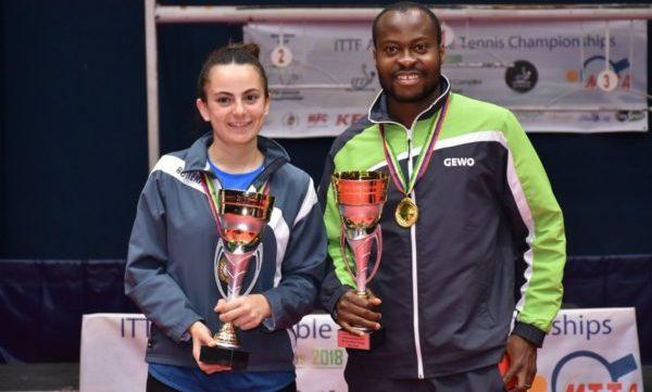 Aruna Quadri wins first African tennis championship