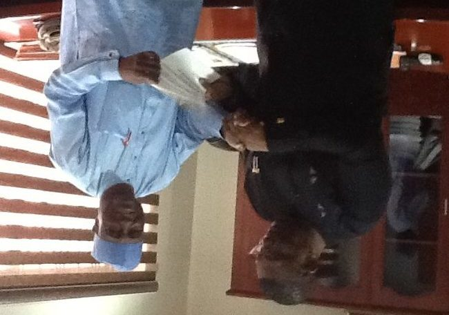 PHOTO OF THE DAY:  Shittu gets letter of authority as PDP chairman of Kwara State