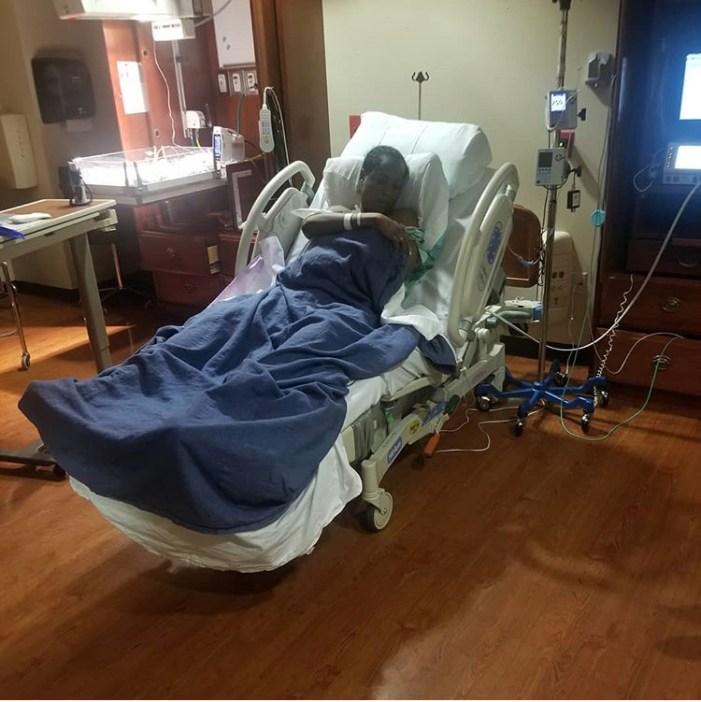 BREAKING:  Linda Ikeji now a mum, puts to bed Monday