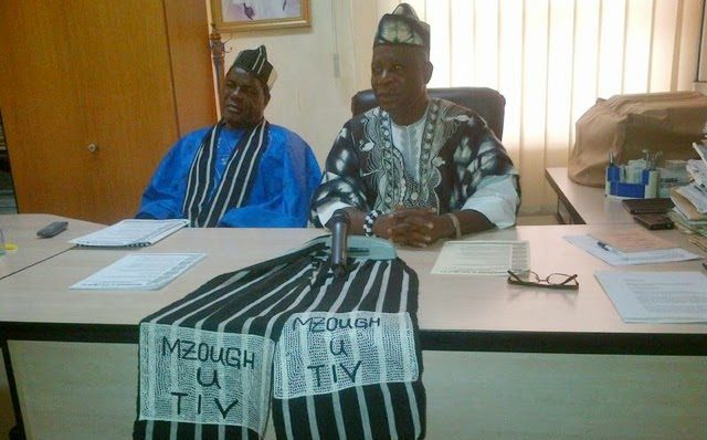 JUST IN: Akume after my life – Tiv tribal leader cries