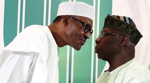 Obasanjo, Omokri Attack Buhari over Failed Nigeria Air
