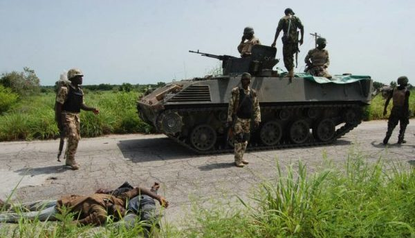 Military winning war against Boko Haram -DHQ