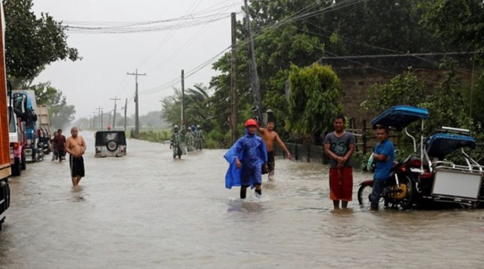 Foreign Titbits:  Typhoon Mangkhut: Philippines counts cost of deadly typhoon
