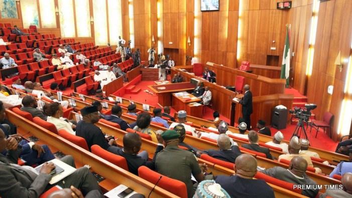 Two new senators sworn in