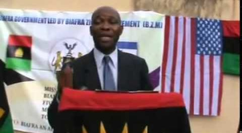 Release our members or we'll kill ourselves -Biafra Zionists