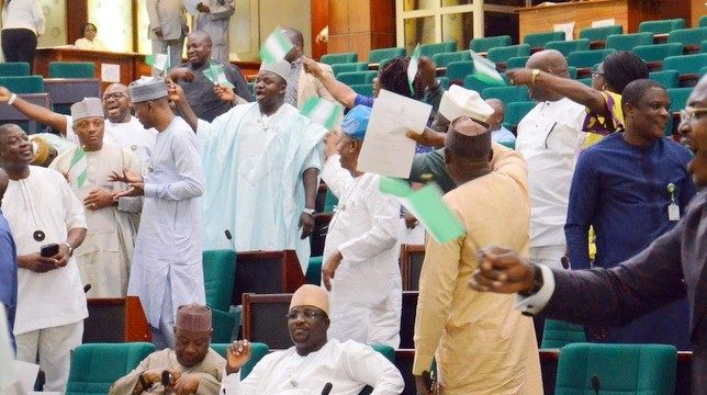 4 APC lawmakers defect to other parties