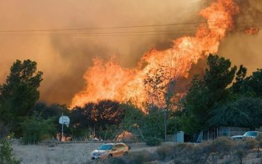 Foreign Titbits: California wildfires: Death toll rises to 31 with 200 missing