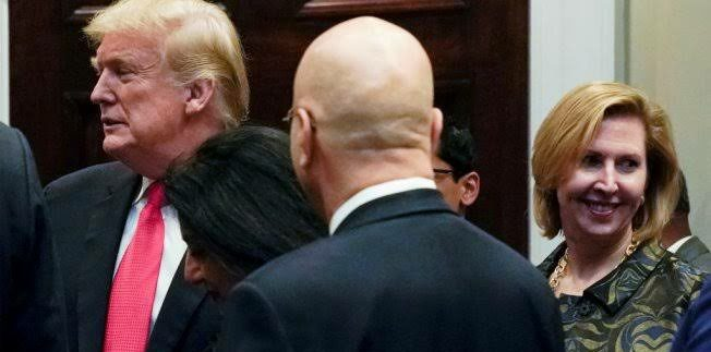 Foreign Titbits: White House aide Mira Ricardel removed after Melania Trump row