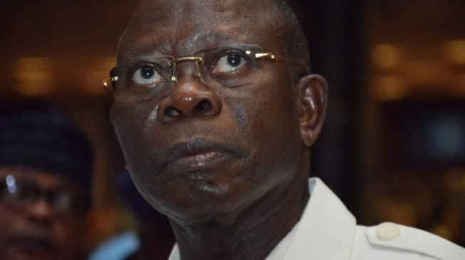 BREAKING: Alleged Abscondment: PDP Asks Presidency, APC  To Produce Adams Oshiomhole