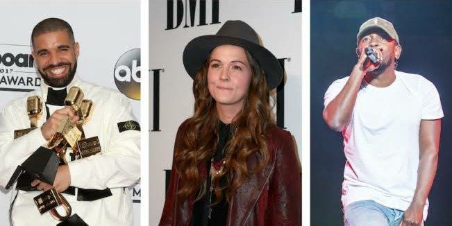 Grammy Nominations: Kendrick Lamar, Drake and Women Come tops