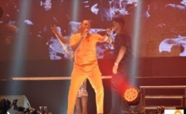 Olamide, Timaya other thrill fans at `Artistry Concert in Lagos