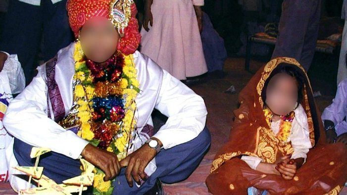 Indian woman arrested for marrying '17-year-old'
