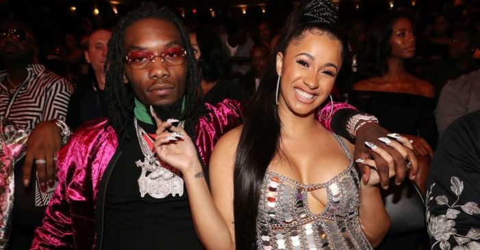 Cardi B breaks off with Husband Offset after a year of marriage