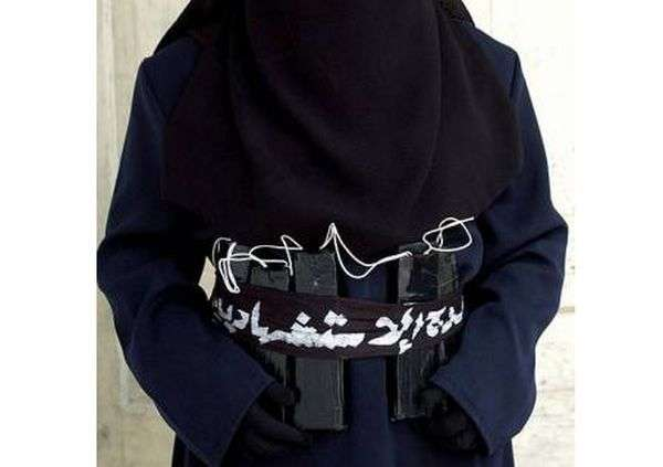 Troops neutralise 3 female suicide bombers