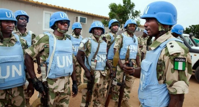 Peacekeepers fathered more than 6,000 children in Liberia